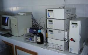 εργαστήριο ποιοτικού ελέγχου